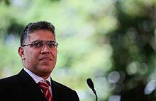 Elias Jaua, o ministro que lidera a Comissão Presidencial para a Constituinte