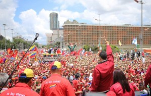 O presidente Maduro convocou a Constituinte