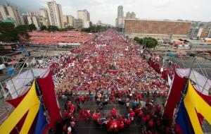 Mobilização patriótica pela paz e a soberania