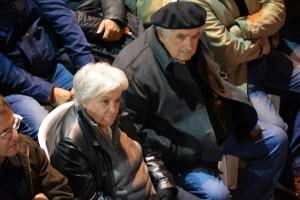 O ex-presidente uruguaio, Pepe Mujica, prestigiou o Congresso do PCU