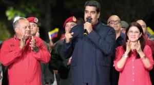 """""""O Chavismo triunfou, a Revolução vive"""""""