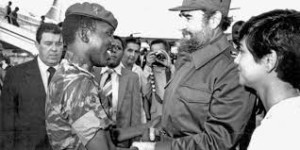 Sankara e Fidel