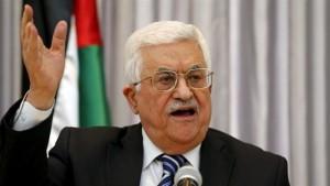 Mahmoud Abbas, presidente do Estado Palestino