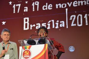 Celine Madloph, do Partido Comunista da África do Sul