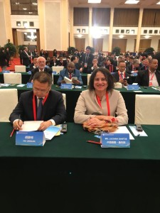 Luciana Santos, presidenta nacional do PCdoB