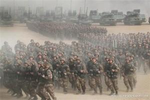 treinamento militar chinês2